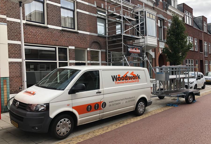 Klusbedrijf in Almere